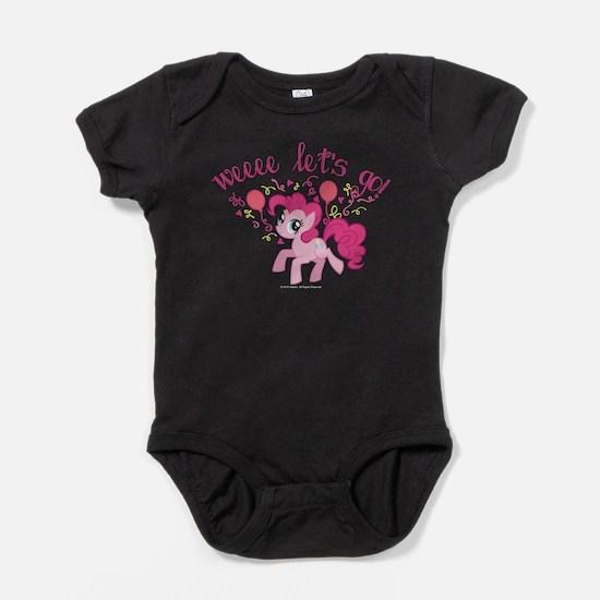 MLP Pinkie Pie Weeee Baby Bodysuit