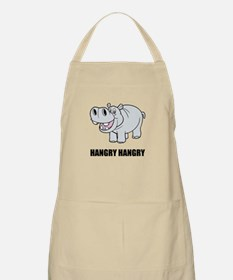 Hangry Hippo Apron