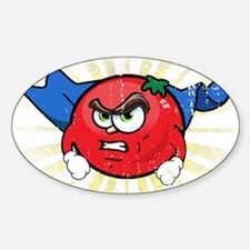 TOMATO GUY Decal