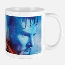 Doctor Strange Blue and Orange Mug