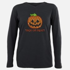 Cute Sparkly Plus Size Long Sleeve Tee