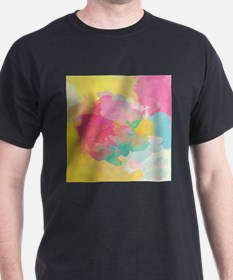 Pastel Watercolors T-Shirt