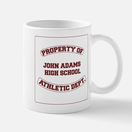 John Adams High School Mug