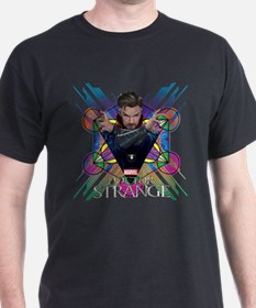 Doctor Strange Multicolored T-Shirt