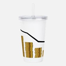 Faling Prices Acrylic Double-wall Tumbler