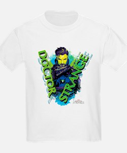 Doctor Strange Green T-Shirt