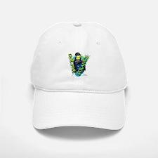 Doctor Strange Green Baseball Baseball Cap