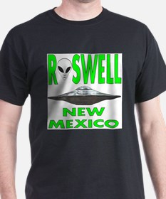 'Roswell New Mexico' T-Shirt