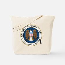 NSA Boom Logo Tote Bag