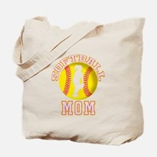 Softball Mom - Fielder Tote Bag