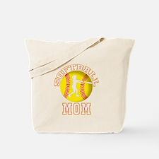 Softball Mom - Batter Tote Bag