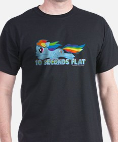 MLP Rainbow Dash 10 Seconds T-Shirt