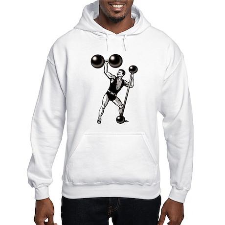EUGENE SANDOW GYM Hooded Sweatshirt