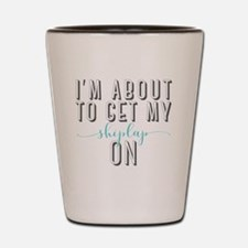 Cute Remodeling Shot Glass