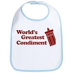 World's Greatest Condiment Bib