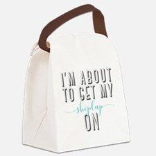 Cute Styles Canvas Lunch Bag