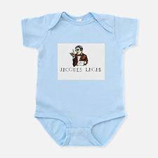Jacques Lacan Infant Bodysuit