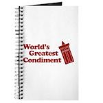 World's Greatest Condiment Journal