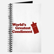 World's Greatest Condiment Journal