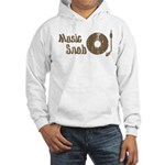 Music Snob Hooded Sweatshirt