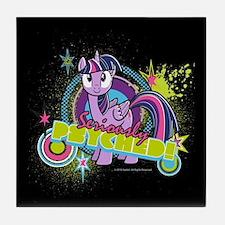 MLP Twilight Sparkle Seriously Psyche Tile Coaster