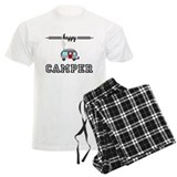 Happy camper Men's Light Pajamas