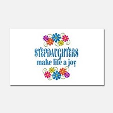 Stepdaughter Joy Car Magnet 20 x 12