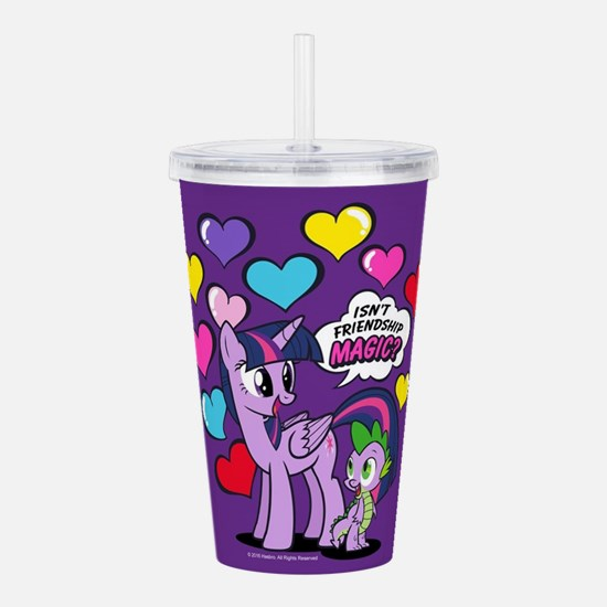 MLP Isn't Friendship M Acrylic Double-wall Tumbler