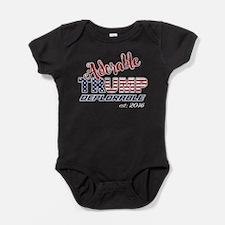 Adorable TRUMP Deplorable 2016 Baby Bodysuit