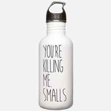 Cute Baseball Water Bottle