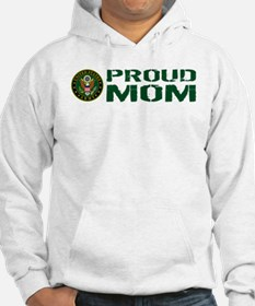 U.S. Army: Proud Mom (Green) Jumper Hoody