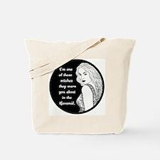 Cute Ironwood Tote Bag