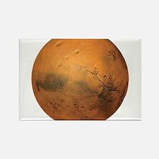 Planet Mars Magnets