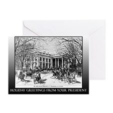 Miracles President Obama Holiday Cards 10 pack
