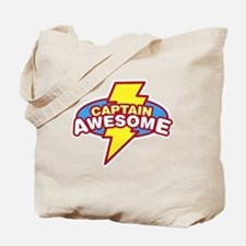 captawesome.png Tote Bag
