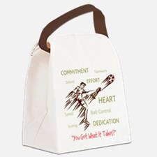 Got What It Takes? Canvas Lunch Bag