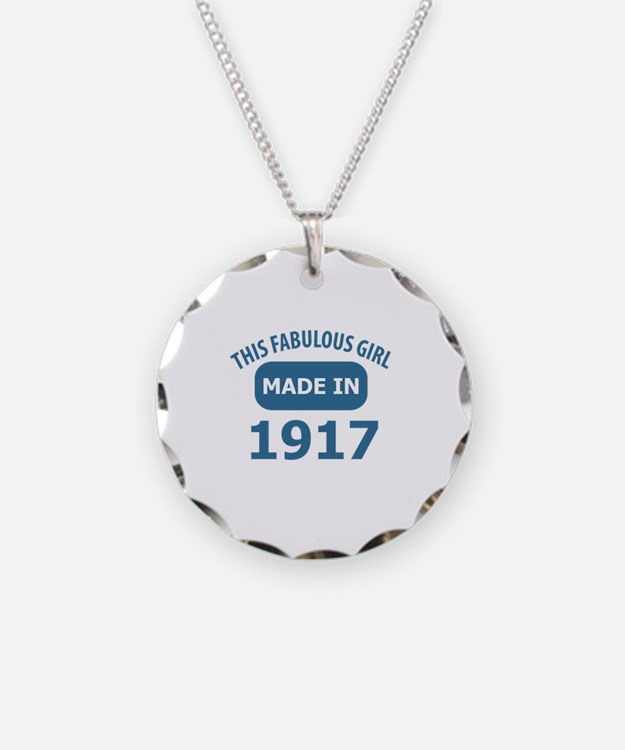 This Fabulous Girl Made In 1 Necklace