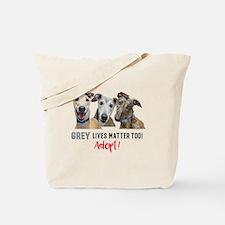 Cute Adopt Tote Bag