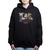 Greyhound Hooded Sweatshirt