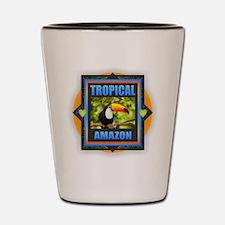 Amazon Shot Glass