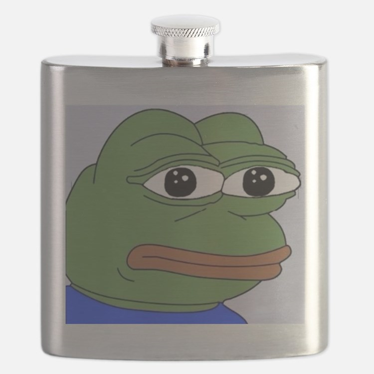 Just Pepe Flask