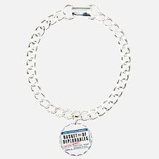 Basket of Deplorables Bracelet