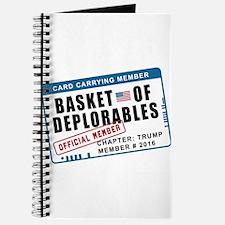 Basket of Deplorables Journal