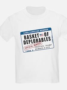 Basket of Deplorables T-Shirt