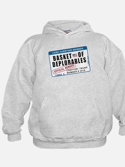 Basket of Deplorables Hoodie