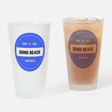 Unique Sydney Drinking Glass