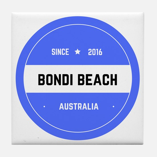Cute Sydney Tile Coaster