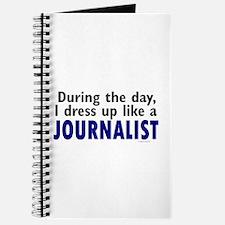 Dress Up Like A Journalist Journal