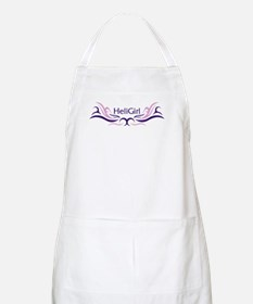 HeliGirl Tribal Wings P BBQ Apron