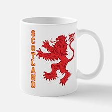 Lion R Scotland Mug